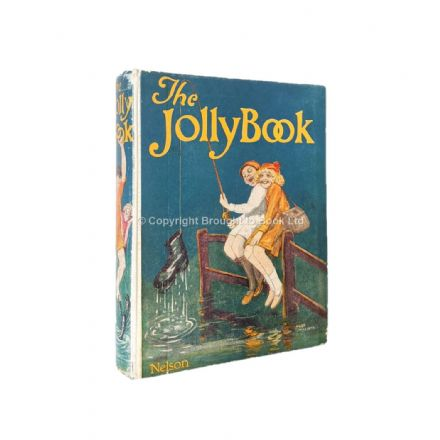 The Jolly Book Illustrated by Thomas Henry Published by Thomas Nelson c.1936